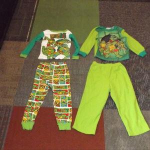 Other - TMNT  Pajama Sets